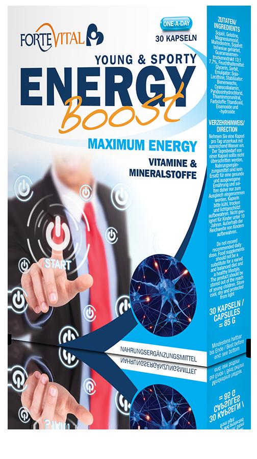 energy boost fortevital