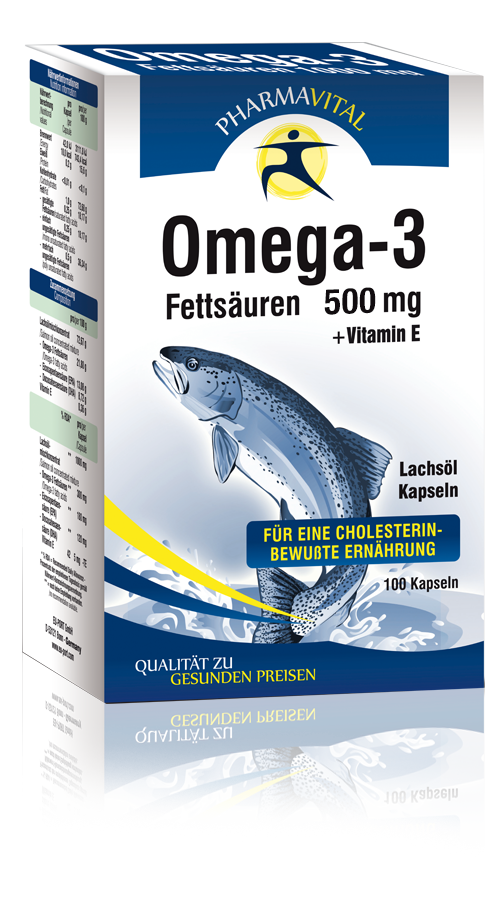 omega3 500mg pharmavital