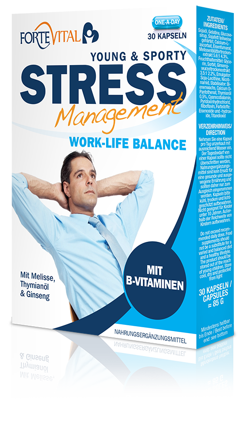 stress management fortevital